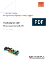 IGCSE Computer Science 0478 Teacher_Guide (for_examination_from_2017)