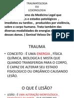 FAEPOL - DELEGADO RJ - MATERIAL DE AULA - MEDICINA LEGAL - AULA 01