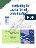 verbal comm of life