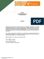 CertificadoTrabajadorIndependiente