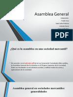 Asamblea General UAC
