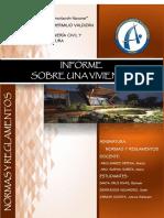 INFORME DE VIVIENDA - GRUPO 16