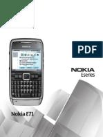 Nokia E71 QSG En