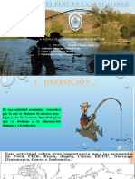 La Pesca en El Perú en La Actualidad