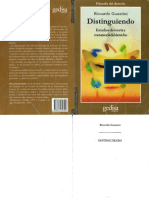 Guastini, R. (1999). Distinguiendo. Estudios de teoría y metateoría del derecho. (J. Ferrer Beltrán, Trad.). Barcelona, Gedisa.pdf
