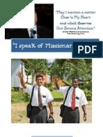 Missionary Work.Pres. Monson