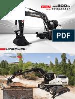 Hidromek 200W-3