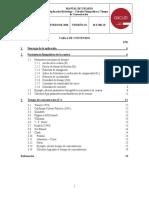 Manual App Hydrology – Cálculos Fisiográficos & Tiempo de Concentración (5.5.2020)