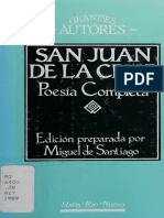 San Juan de la Cruz - Poesía completa.pdf
