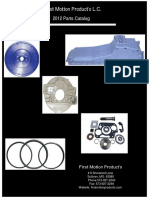 First_Motion_Products_Parts_Catalog
