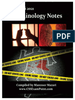 Criminology Notes (Manzoor Mazari)_redacted