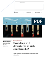Picking off the weak - How deep will downturns in rich countries be? | Finance and economics | The Economist.pdf