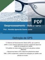 Geoprocessamento - GPS