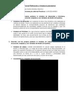 Examen Parcial Perforación y Voladura (Laboratorio) - MEDINA SANCHEZ JUAN ANDRES