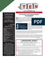 TEN Newsletter Winter 2010 Final