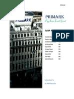 Primark Final Report