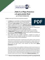 Juan Pablo II, El Papa Francisco y La Gran Prueba Final - Pr. Stephen Bohr.pdf