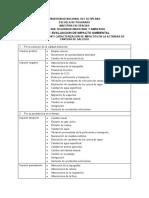 CLASIFICACIÓN Y CARACTERIZACIÓN DE IMPACTOS