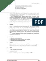 Kerta Kerja Minggu Orientasi Tahun 4 2011 Skhmc PDF