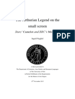 The Arthurian Legend on the small screen_master 2013