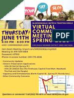 ANC5E06 Spring 2020 Meeting Flyer 2020 06 11