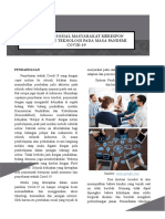 551587_Newsletter RPS1 - Teknologi dalam Perubahan Sosial (Pandemi Covid-19)