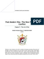 Book Review-Post Modern War, The New Politics of Conflict - Bab 5