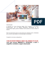 Curso Marketing Digital Completo