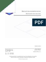 Manual_Procedimientos_Estimacion de Recursos