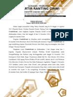 Tugas 1 - Press Release