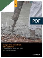 Folders Mangueiras Industriais para Concreto