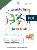 TERCER GRADO EDUCACIÓN FÍSICA