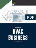 Sample HVAC Business Plan