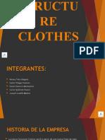 STRUCTURE CLOTHES