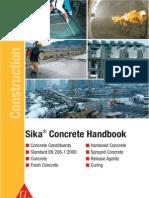Sika Concrete Handbook