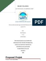 Tugas Project Charter Robi Pamiarto