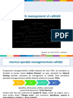 Sisteme de management al calității