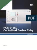 PCS-915SC_X_DataSheet_EN_Overseas General_X_R1.00