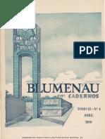 Blumenau em Cadernos - BLU1960004_abr