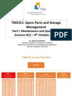 TME351 Part I_L4(1)_8th Oct 2019