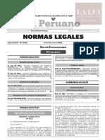 Decreto Legislativo N° 1513
