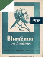 Blumenau em Cadernos - BLU1961002_fev