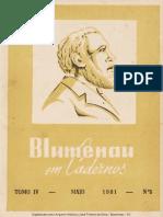 Blumenau em Cadernos - BLU1961005_mai