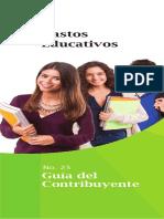 4-Guia 25 Gastos Educativos.pdf