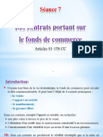 Cours Droit com séance 7