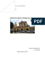 Iglesia de Santiago de la punta analisis 2