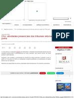 CNJ Atividades Presenciais Dos Tribunais Retornam a Partir de 15 de Junho