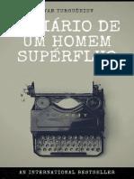 O Diario de Um Homem Superfluo - Ivan Turgueniev
