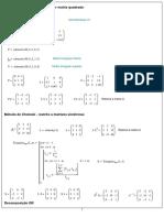 Mathcad-MATRIZES