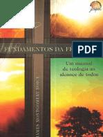 Fundamentos Da Fé Cristã - James Montgomery Boice - Vol. 3 - O Despertar Para Deus